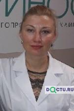 Чистик Оксана Вячеславовна